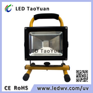 UV LED Flood Light Portable 395nm 30W pictures & photos