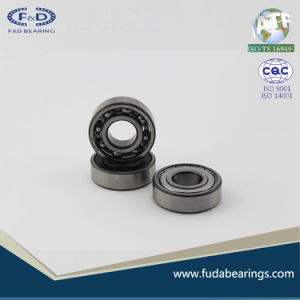 Original F&D bearing 6202 ZZ 6203 ZZ rolling Bearing for Ceiling Fan Bearings pictures & photos