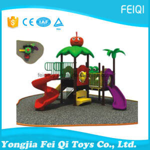 New Design Supplier Castle Playground Air to Slide Nature Series (FQ-YQ-00801) pictures & photos
