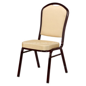 Factory Direct Sale Upscale Hotel Banquet Aluminum Chairs (B07) pictures & photos