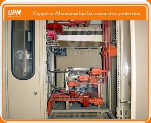 Copper or Aluminum Bus Bar Connection Protection Against Flashover and Dust pictures & photos