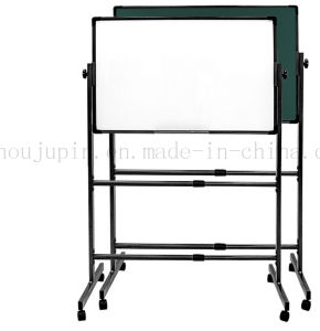 Custom Size Magnetic Standing Double Side White Board Whiteboard pictures & photos