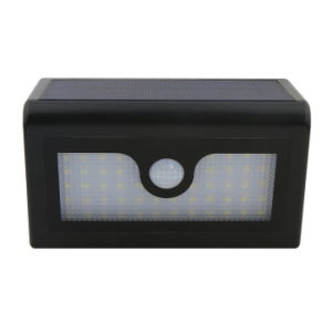 50LED Battery Replaceable Solar Motion Sensor Light Wall Mounted Solar Energy Light pictures & photos