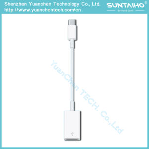 USB3.1 Type C to OTG Cable for Computer/Ios/MacBook pictures & photos