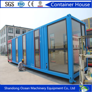 High Quality Prefab Modular Container House with Light Steel Structure pictures & photos