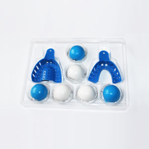 Dental Silicone Impression Putty Wholesale Dental Mateiral pictures & photos