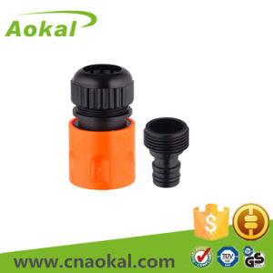 Hose Nipple Adaptor ABS Flexible Hose Connector Set pictures & photos