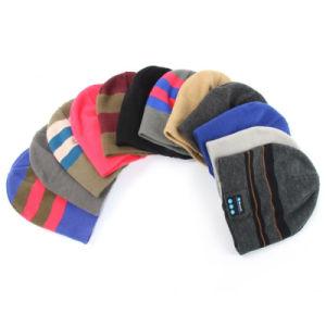 bluetooth beanie hat wireless bluetooth headphone headset pictures & photos