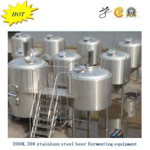 1000L 304 Stainless Steel Beer Fermening Equipment pictures & photos