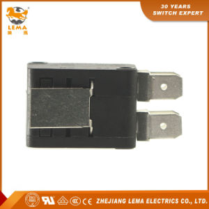 Lema Kw7-1II Short Lever CCC Ce UL VDE Double Micro Switch pictures & photos