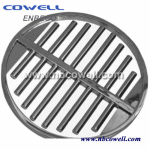 Round Type Magnetic Grate for PP Extruder Machinery