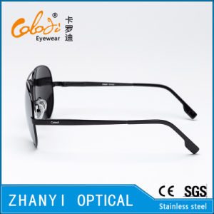 Fashion Colorful Metal Sunglasses for Driving with Polaroid Lense (3025-C6) pictures & photos