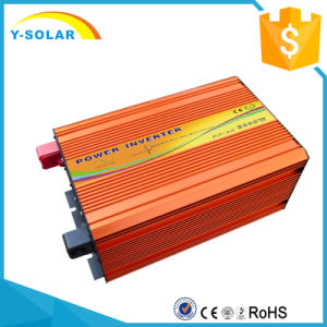 UPS 4kw 24V/48V/96V 220V/230V DC to AC Inverter 50/60Hz I-J-4000W-24V-220V pictures & photos