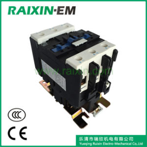 Raixin Cjx2-8011 AC Contactor 3p AC-3 380V 37kw Magnetic Contactor pictures & photos