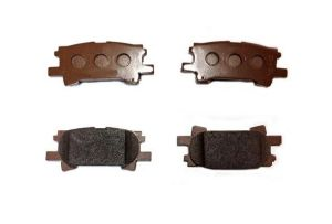 Car Brake Pad 04465-02220 for Corolla 2009 Front pictures & photos