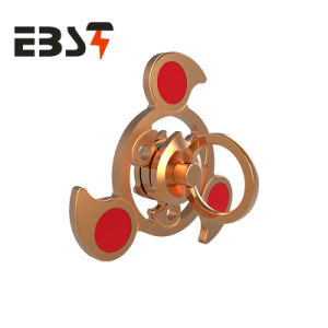2017 Newest Style Air Rotating Spinner Toys Hand Fidget Spinner for Brass Relieve Stress