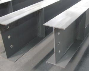 Best Price Steel H Beam, H Beam Ss400, Structural Steel /He220A pictures & photos