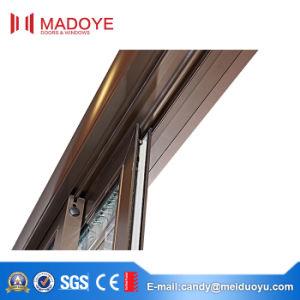 Durable Aluminum Profile Glass Horizontal Sliding Door pictures & photos