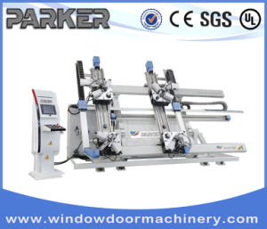 Aluminum Window Door CNC Corner Crimping Machine pictures & photos