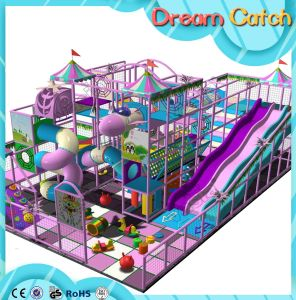 Professional Indoor Equipment Playground for Kids pictures & photos