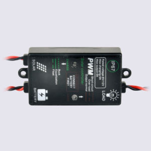 6V/12V 1A/3A/5A Manual PWM Solar Charge Controller pictures & photos