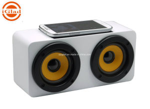 Radiationaless! ! Hot Sale! Touch Induction Sensor Stereo Wireless Amplifier Mobile Speaker pictures & photos