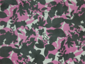 Simple Flower Printed Silk Cdc pictures & photos