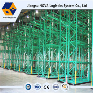 Large Space Utilization Vna (Very Narrow Aisle) Pallet Racking pictures & photos