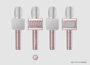 Karaoke Microphone Bluetooth Wireless
