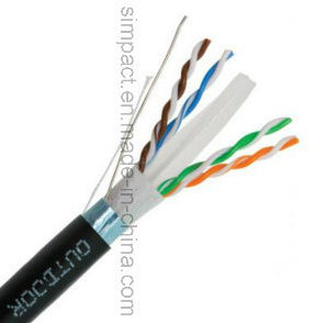 Best Price FTP CAT6 Twisted Pair Cable pictures & photos