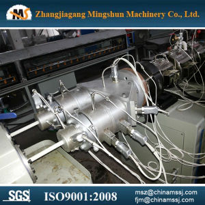16-63mm PVC Double Pipe Extrusion Line with Price