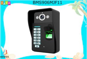 9 Inch Video Door Phone with Recording Intercom System pictures & photos