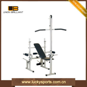 Multifunction Gym Equipment Folding Weight Lifting Adjustable Bancs De Musculation pictures & photos