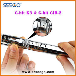 New Oil Experience G-Hit K3 Tank Pen +Battery Kit with Huge Vapor pictures & photos
