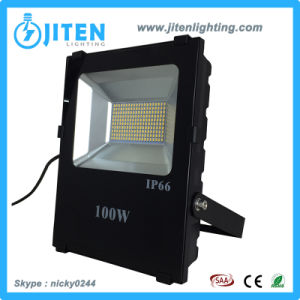 New Design 100W LED Floodlight Outdoor Lighting Fixture, Ce, RoHS SAA Approved, IP65 Water-Proof pictures & photos