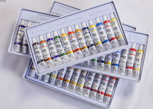 6ml 24 Color Art Paint Set pictures & photos