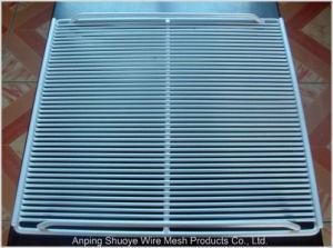 High Quality Metal Refrigerator Freezer Fridge Wire Shelf pictures & photos