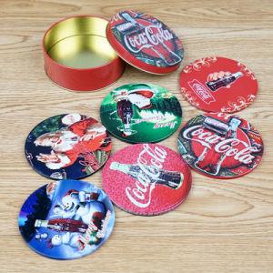 Tin Box and Tin Coaster (FV-120640) pictures & photos
