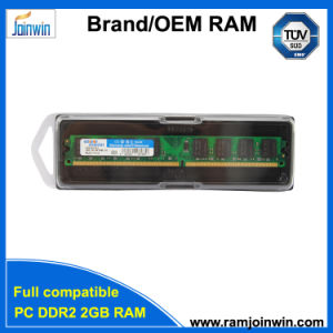 Pay with Paypal Non Ecc 8bits RAM DDR2 2GB Desktop pictures & photos