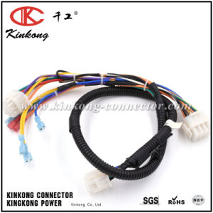 High Quality Custom Automotive Wire Harness Assembly pictures & photos