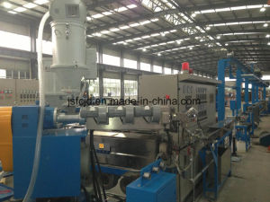PVC, PP, PE Plastic Material Extrusion Machine pictures & photos