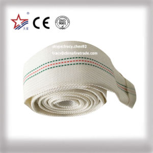 6 Bar PVC Canvas Water Hose pictures & photos