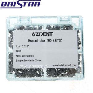 Azdent 1st Bondable Non-Convertible Roth Buccal Tube Set pictures & photos