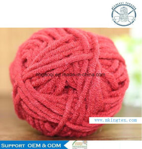 Fashion Feather Scarf Yarn Manufacturer Assurance 100% Polyester Plied Yarn Sale pictures & photos