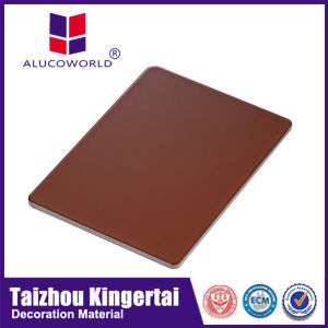 Alucoworld Cheapest Exterior Wall Cladding Material Home Decoration ACP pictures & photos