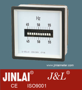 Frequancy Panel Meter Hz Reeds Type pictures & photos