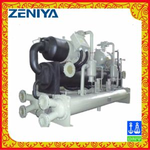 Heat Pump Water Chiller with Water Cooling pictures & photos