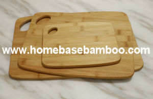 Cheap Factory Bamboo Cutting Board, Chopping Serving Board, Cheese Board pictures & photos