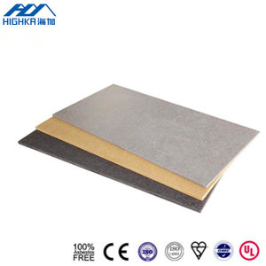Wall Cladding Cement Board Supplier/Manufacturer of Fiber Cement Board pictures & photos