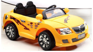 Rr-2305058-Hot Selling Ride on Cars for Kids, Double Seats Baby Car Door, with Music and Light, Remote Control Optional Strong Car pictures & photos